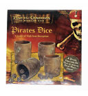 Disney Pirates Of The Caribbean Dead Mans Chest Pirates Dice Game 100% Complete