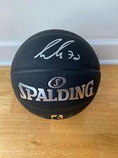 Luka Doncic Dallas Mavericks NBA ROY Signed Autographed basketball ball w COA