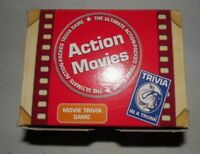 Trivia in a Trunk Action Movies Trivia Card Game