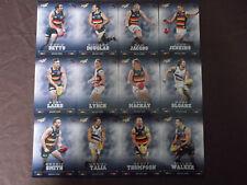 2016  SELECT  FOOTY  STARS  AFL  CARDS   ADELAIDE  CROWS BASIC TEAM  SET