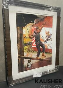 20x36 Picture Frames Extra Large, Solid Wood Frame - Discounted