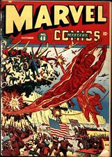Marvel Mystery Comics #48 Golden Age Timely 2.0