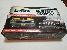 LeBra Front End Mask - 55089-01 fits Chevrolet Corvette 1984 - 1990