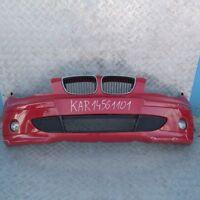 BMW 1 SERIES E87 Complete Front Bumper Karmesinrot Karmesin Red Rot - A61