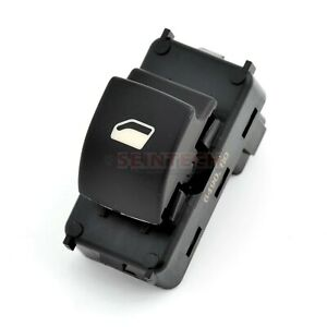 Driver Side Electric Window Control Switch 4 Pin for Citroen Berlingo 2009-2015