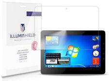 iLLumiShield Anti-Bubble/Print Screen Protector 2x for ViewSonic ViewPad 10S