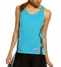 New Nike Women's top/sleeveless Bonded Tank/sport top/gym/running/fitness/ £35