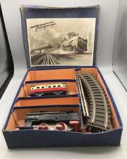 Fleischmann US ZONE Blech Lok Wagon Schienen Schlüssel Spielzeug Antik Eisenbahn