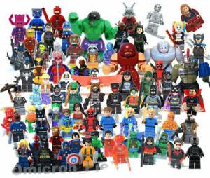 NEW! Minifigures Super Hero Toy Mini Figures Lego [CHOOSE] | UK SELLER!