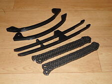 SUZUKI SV650S SV650-S K8-L2 OEM ENGINE CHAIN CHAIN & TENSION BLADE SET 2008-2012