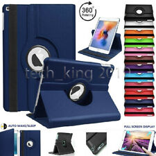 """For Apple iPad 7th Generation 10.2"""" (2019) 360° Rotating PU Leather Case Cover"""