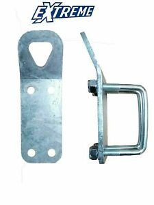 Pair of Heavy Duty Tie down points suitable for Boat RIB Trailer