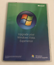 Microsoft Windows Vista - Anytime Upgrade Disc 32bit English DVD CD