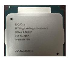Intel Xeon E5-4667V3  QS  16C  2GHz  LGA2011-3 C612 X99  CPU