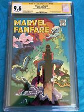 Marvel Fanfare #6 - Marvel - CGC SS 9.6 - Signed by P Craig Russell, Mike Barr
