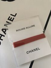 BNIP CHANEL Rouge Allure Red Ribbon 'Perfume Me'
