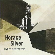 HORACE SILVER - Live At Newport  '58, Blue Note 1958 Jazz Festival Live, NEW
