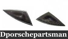 Porsche 911 / 986 / 996 Headlight Corner Trim(Clear),Left & Right,NEW #NS