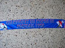 sciarpa FRANCIA 1998 fifa world cup france 1990 football scarf schal france 98