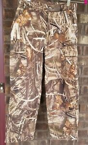 Game Winner Advantage Max 4 HD Camo Pants Youth Size 10 Pre-Owned