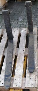 Gabelzinken - Palettengabel Gabelstapler Zinken 770 x 85 x 40  (iXY477)