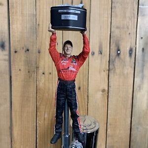 NASCAR Beer Keg TAP HANDLE Dale Earnhardt Jr  Daytona 500 Trophy