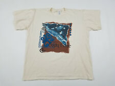 Snowboarding Skiing T Shirt Men's XL Vintage 90s Body Force Graphic Tee Extreme