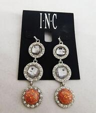 INC International ConceptsTriple Stone Linear Earrings Msrp $26.50 *NWT*