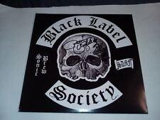 ZAKK WYLDE SIGNED BLACK LABEL SOCIETY SONIC BREW VINYL EXACT PHOTO PROOF GUITAR