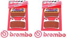 Pastiglie BREMBO RACING 2KIT X PINZA BREMBO 07BB19SC 4 pastiglie per due DISCHI