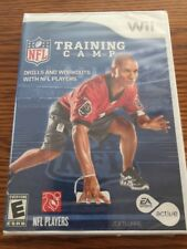 NFL Training Camp - Nintendo Wii- New - Still Sealed In Case!