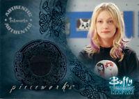 BUFFY The Vampire Slater MEN OF SUNNYDALE Base Buffy/'s Beaus Insert Promo Sets