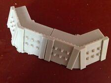 WARHAMMER 40k Epic dropfleet COMANDANTE Gothic 2 Angled resina FORTEZZA MURI