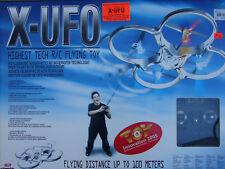 Silverlit X-Ufo , die Mutter aller Quadrocopter aus dem Jahr 2005, neu, Rarität