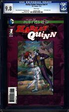 Harley Quinn Futures End 1 CGC 9.8 WP 3D Modern DC IGKC L@@K