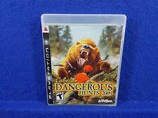 *ps3 CABELAS Dangerous Hunts/Adventures 2009 (NI) Cabela's Hunting REGION FREE