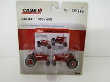 Farmall 350 / 450 1/64 Scale Die-Cast Metal Replica Ertl Toy