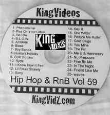 HipHop, Rap & RnB Music Videos DVD Vol 59! Tory Lanez DJ Loaf Eminem Chris Brown