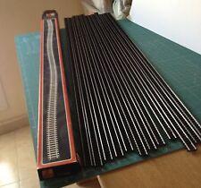 LIMA 12 VIAS RECTAS FLEXIBLE 800mm LIMA IBERTREN ROCO N EN CAJA(511) VER FOTO