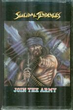 SUICIDAL TENDENCIES Join The Army TAPE Punk Metal crossover 1987