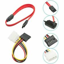 USB2.0 to SATA IDE Cable Adapter for HDD+SATA Data Cable+IDE to SATA Power Cable