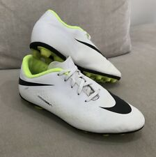 Nike Hypervenom Youth Unisex Boots Soccer Football Shoes Cleats US 5Y 23.5 Cm
