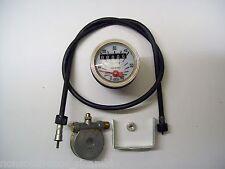 Kit CEV Contachilometri + Corda + Rinvio per ciclomotori anni 70/80/90 -nuovo-