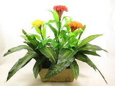 50cm Wide 'Crown' Artificial Plants Floral Arrangement ~ artificial flower