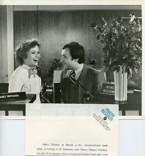 SEASON HUBLEY CUTE BANK TELLER BARRY GORDON SMILE GOOD HEAVENS 1976 ABC TV PHOTO