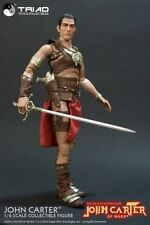 1/6 Triad Toys Edgar Rice Burroughs -John Carter of MARS Action Figure MIB