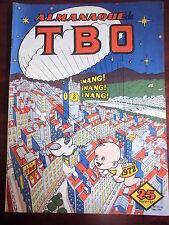 TBO Almanaque 1972