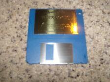"Realm of the Warlock Commodore Amiga program on 3.5"" floppy disk"