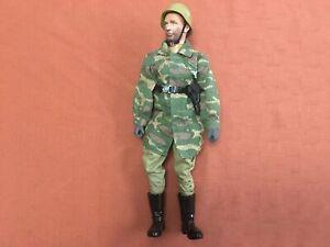 "Ultimate Soldier - German Desert Uniform - 12"" Figure - 2002 - 21st Century Toys"