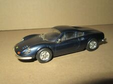 742P Vitesse 540 Portugal Ferrari Dino 246 GTS 1968 Blue 1:43